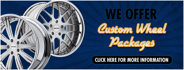 Custom Wheel Packages
