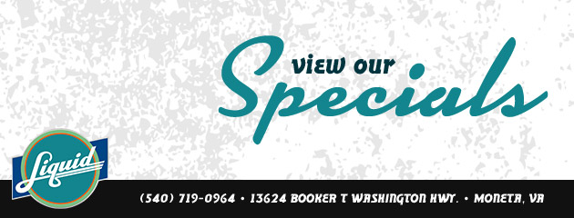 View Our Specials