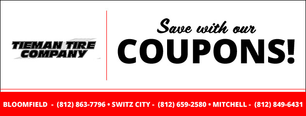 Check our our Coupons