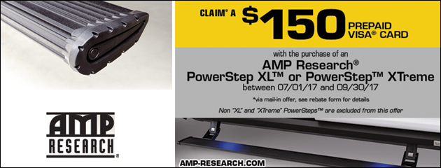 Amp Research Promo