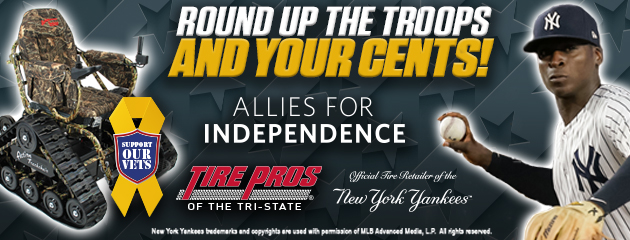 Tire Pros - Round up The Troops