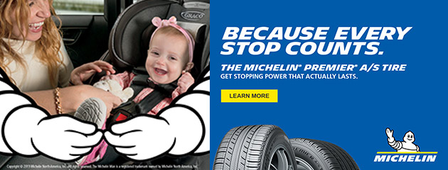 Michelin - Stay Safe When it Matters the Most