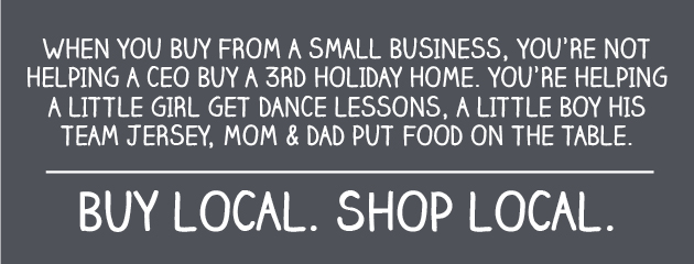 Shop Local But Local