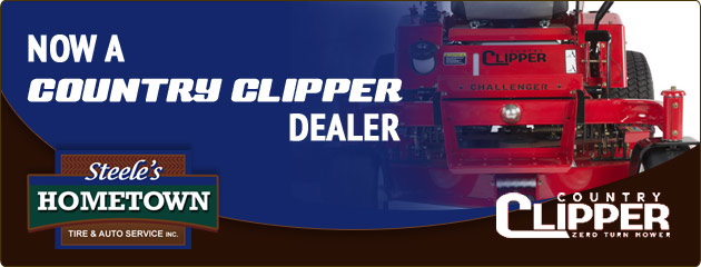 Now a Country Clipper Dealer