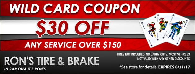 $30.00 Off Any Service over $150.00