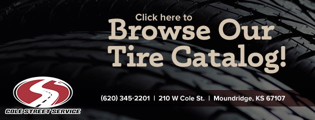 Click her to browse our Tire Catalog!