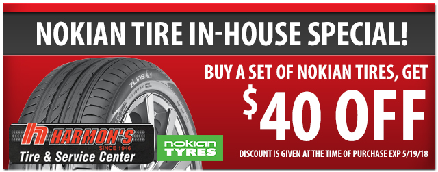 Nokian Tire In-House Special!