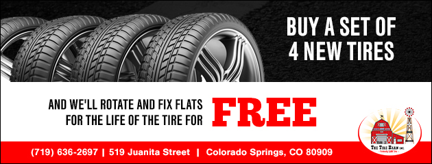 Free Rotation and Flat Repair