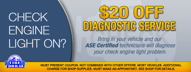 50% Off Diagnostic Service