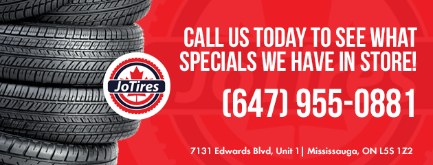 Call today for specials!