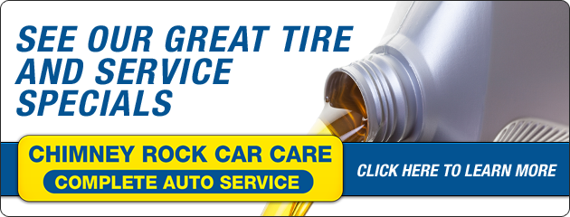 Chimney Rock Car Care Savings