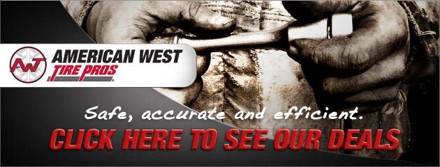 American West Tire Pros Savings