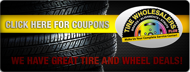 Grant Tire Wholesalers Savings