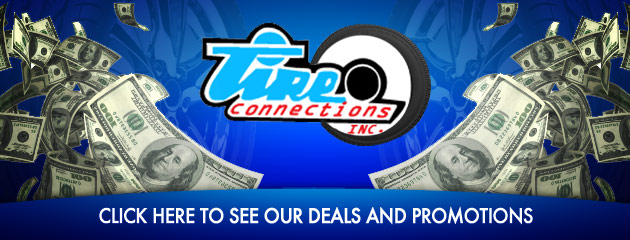 Tire Connections Inc Savings
