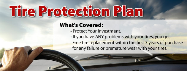 Tire Protection Plan