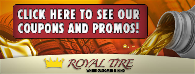 Royal Tire Savings
