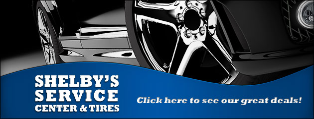 Shelbys Service Center & Tires Savings