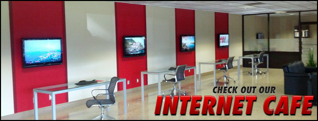 Macmillan Tire Internet Cafe