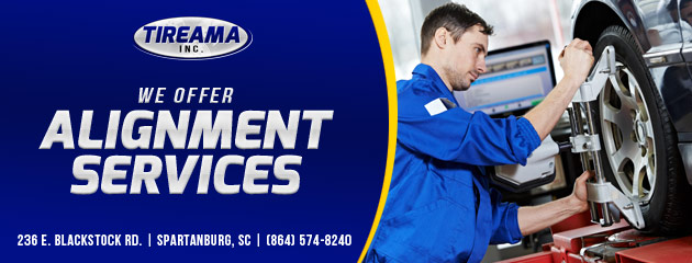 Tireama Inc Alignment Services