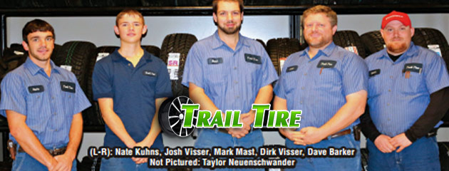 Trail Tire Staff Pic