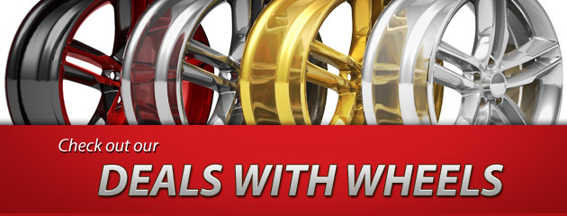 B&S Wholesale Tire Center Wheels