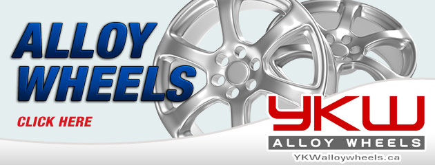 Oak Ridge Tire Discounter & Auto Centre Alloy Wheels
