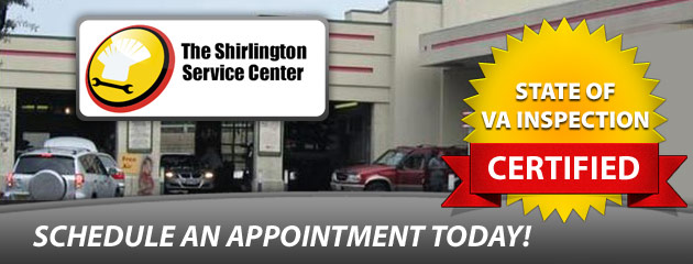 Shirlington Service Center Schedule Appt