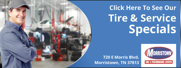 Morristown Tire & Performance Center Savings