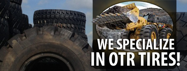 D H Tire Inc Specialize in OTR Tires