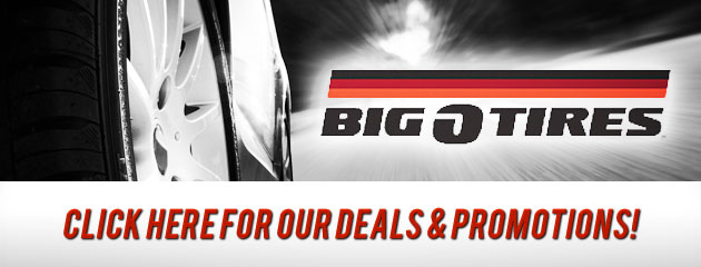 Big O Tires - Langley-Port Kells Savings