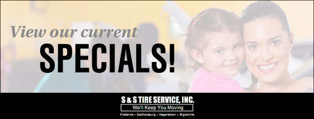 S & S Tire Service Inc Savings