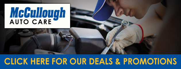 McCullough Auto Care Savings