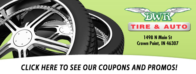 DWR Tire & Auto Savings