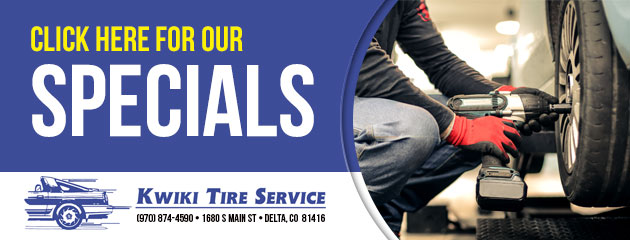 Kwiki Tire Service Savings
