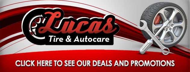 Lucas Tire & Auto Savings