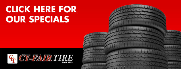 CY Fair Tire Savings