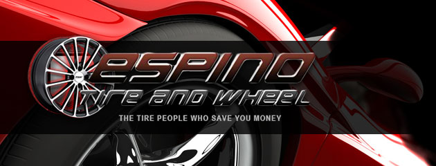 Espino Tire and Wheel Savings