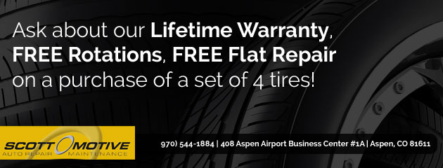 Lifetime Warranty Tire Purchase