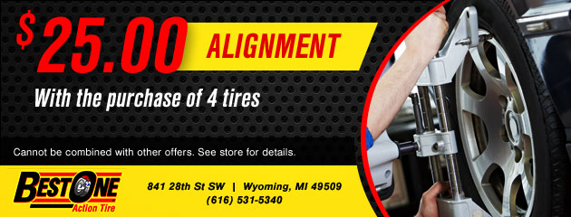 Action Tire Center Alignment