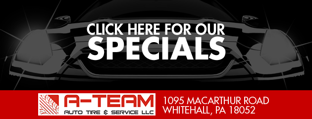 A-Team Auto Tire & Service Savings