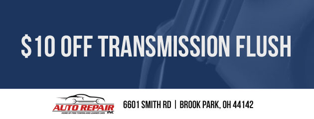 Transmission Flush Savings