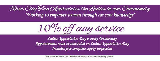 Ladies Appreciation Day