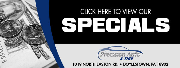 Precision Auto & Tire Savings