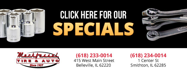 Meckfessel Tire & Auto Savings