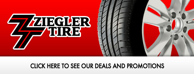 Ziegler Tire Savings