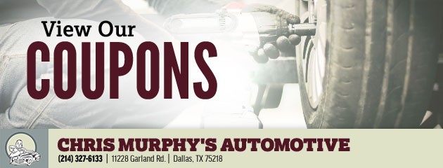 Chris Murphys Automotive Savings
