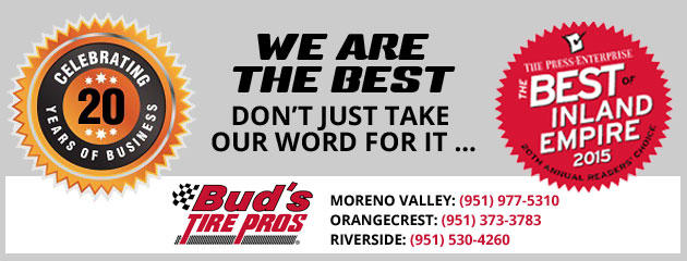 Buds Tire Pros