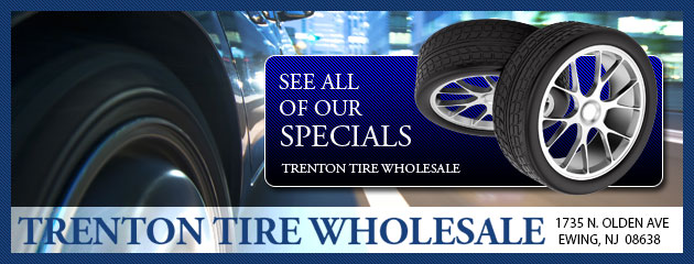 Trenton Tire Wholesale Savings