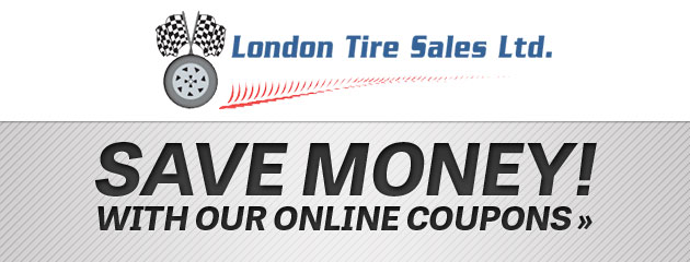 London Tire Sales Savings