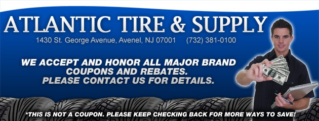 Atlantic Tire and Supply Coupons